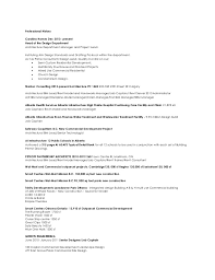 Resume For Architecture Job Trevor Massey Architecture Cv 2014