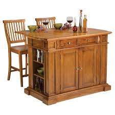 Furniture Kitchen Islands Home Styles Monarch Slide Out Leg Kitchen Island With Granite Top