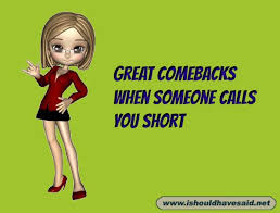 I M Not Short I M Concentrated Awesome You U0027re So Short Snappy Comebacks For Short People
