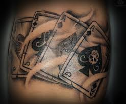 gambling roulette tattoo picture photos pictures and sketches