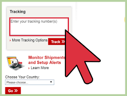 5 ways to get a tracking number wikihow