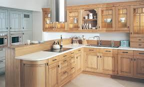 Light Oak Kitchen Dante Light Oak Antiqued Fitted Kitchens Kitchen Design Including