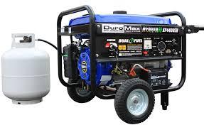duromax xp4400eh dual fuel 4 400 watt hybrid propane gasoline