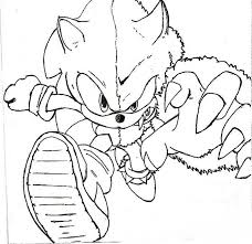 coloring pages sonic sonic unleashed coloring pages cartoon pinterest sonic unleashed