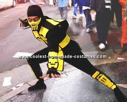 Halloween Costumes Mortal Kombat Coolest Homemade Costume Idea Photo Gallery Homemade