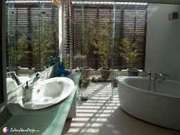 internal courtyard design by kumar moorthy u0026 associates penting