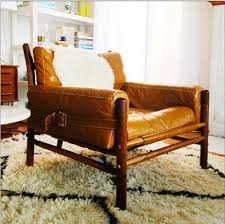 vintage brazilian safari chair design related pinterest