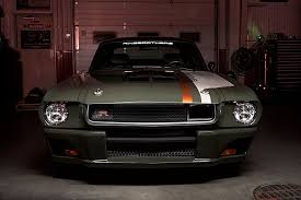 Ford Muscle Cars - hp ford mustang u0027espionage u0027 makes other muscle cars look tame