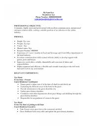 sle hostess resume jd templates waitress hostessume sleob and template exle