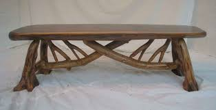 Rustic Walnut Coffee Table Tables Handcrafted Custom Made Rustic Heirloom Tables Furniture