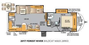 2017 forest river wildcat maxx 28rkx travel trailer u2013 stock