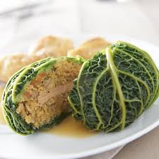 cuisiner un chou vert chou vert farci demarle grand