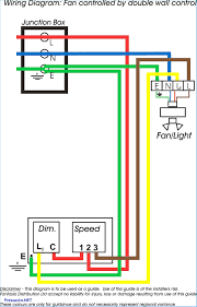 double switch for fan and light comfortable double switch diagram images electrical circuit