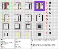 mansion minecraft houses blueprints awesome house floor plan