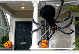 halloween outside house décor u2013 ideas to decorate your house on