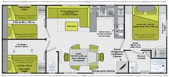 mobil home 4 chambres mobil home 4 chambres neuf cing fisystem