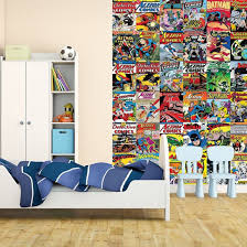 Superman Bedroom Ideas by Superman Bookshelf Room Wallpaper Comforter Set Metal Wall Art