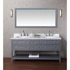 best 25 72 inch bathroom vanity ideas on gray and