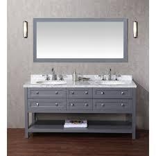 Gray Bathroom Vanity Best 25 72 Inch Bathroom Vanity Ideas On Pinterest Gray And