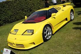 yellow bugatti bugatti eb110 goodwood festival of speed 2015 u2013 f1 fanatic