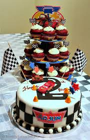cars birthday cake manju s delights cars themed birthday cake and cupcakes