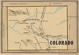 Maps Of Colorado Map Of Colorado