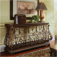 Ideas For Sofa Tables Best 25 Wrought Iron Console Table Ideas On Pinterest Wrought