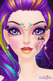 halloween makeup app sirenity haddick google