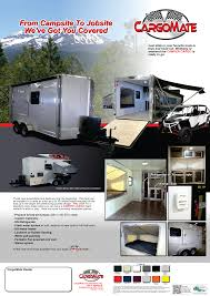 Cargo Trailer With Bathroom Thompson Motor Sales New And Used Utility Cargo Enclosed Trailers