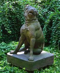 guard dog statue go vintage 10 fabulous upgrades for your garden
