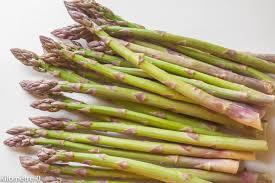 cuisine asperges vertes asperges vertes rôties au bacon kilometre 0 fr