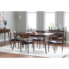 dining tables unique mid century modern dining room table and