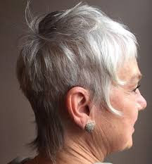 modern mullet hairstyle 80 classy and simple short hairstyles for women over 50 page 44