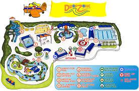 Jetstream Map Park Map Dropzone Waterpark