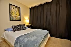 bedroom interior stunning design ideas with bedroom divider