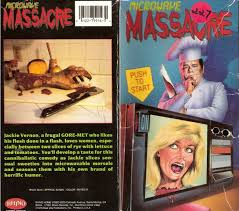 the coolest and most unique horror vhs boxes bloody disgusting