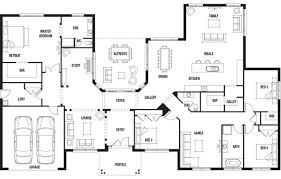hillside floor plans house design hillside porter davis homes planner house