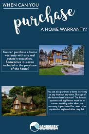 Home Warranty by When Can You Purchase A Home Warranty