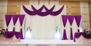 cheap wedding stage decoration 881