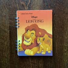lion king autograph book disneyland autograph book lion