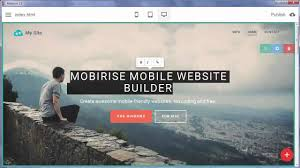 free website builder software v 1 5 youtube