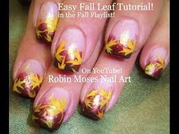122 best fall nails images on pinterest fall nail art fall