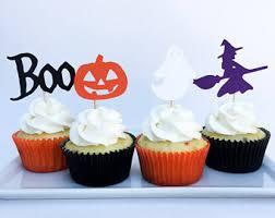 Halloween Cake Decorations Halloween Cake Topper Happy Halloween Halloween Party