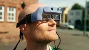 Echolocation For The Blind Augmented Reality Goggles Are Giving The Blind More Than Basic