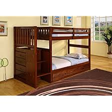 Stair Bunk Beds Discovery World Furniture Staircase Bunk Bed With
