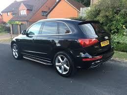 Audi Q5 1 9 Tdi - 2009 audi q5 s line quattro 2 0 tdi black sat nav mot may
