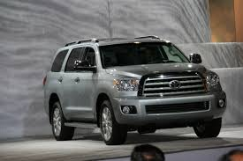 suv toyota sequoia 2017 toyota sequoia new design review carstuneup carstuneup