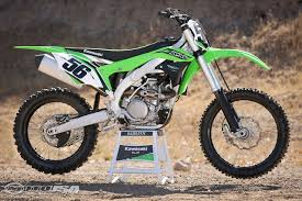 kawasaki motocross bikes for sale 2016 450 motocross shootout motorcycle usa