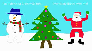 the dancing christmas tree song video dailymotion