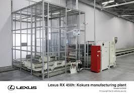 lexus factory uk lexus rx 450h top quality from clean manufacturing lexus uk